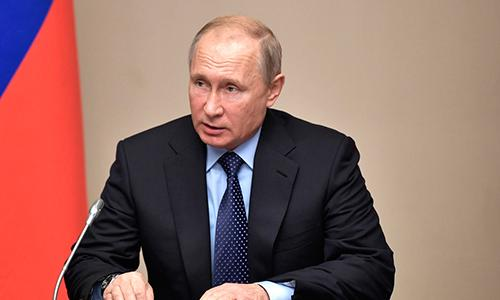 Путин призвал избегать краси…