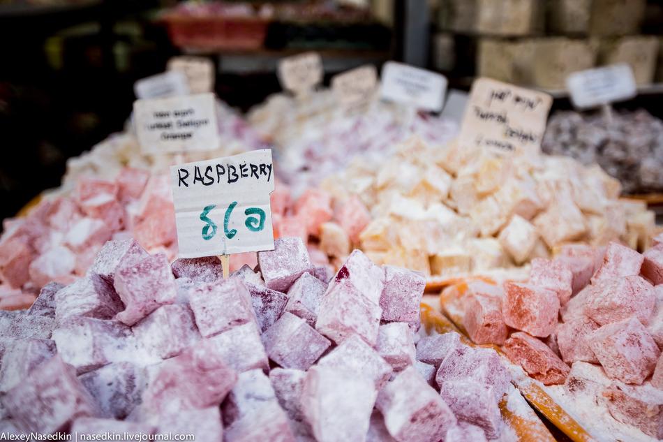 Кармель. Главный рынок Тель-Авива