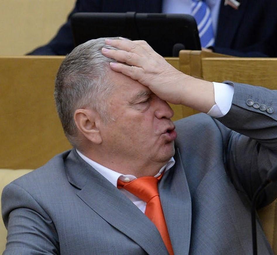 Владимир Жириновский сыграет…