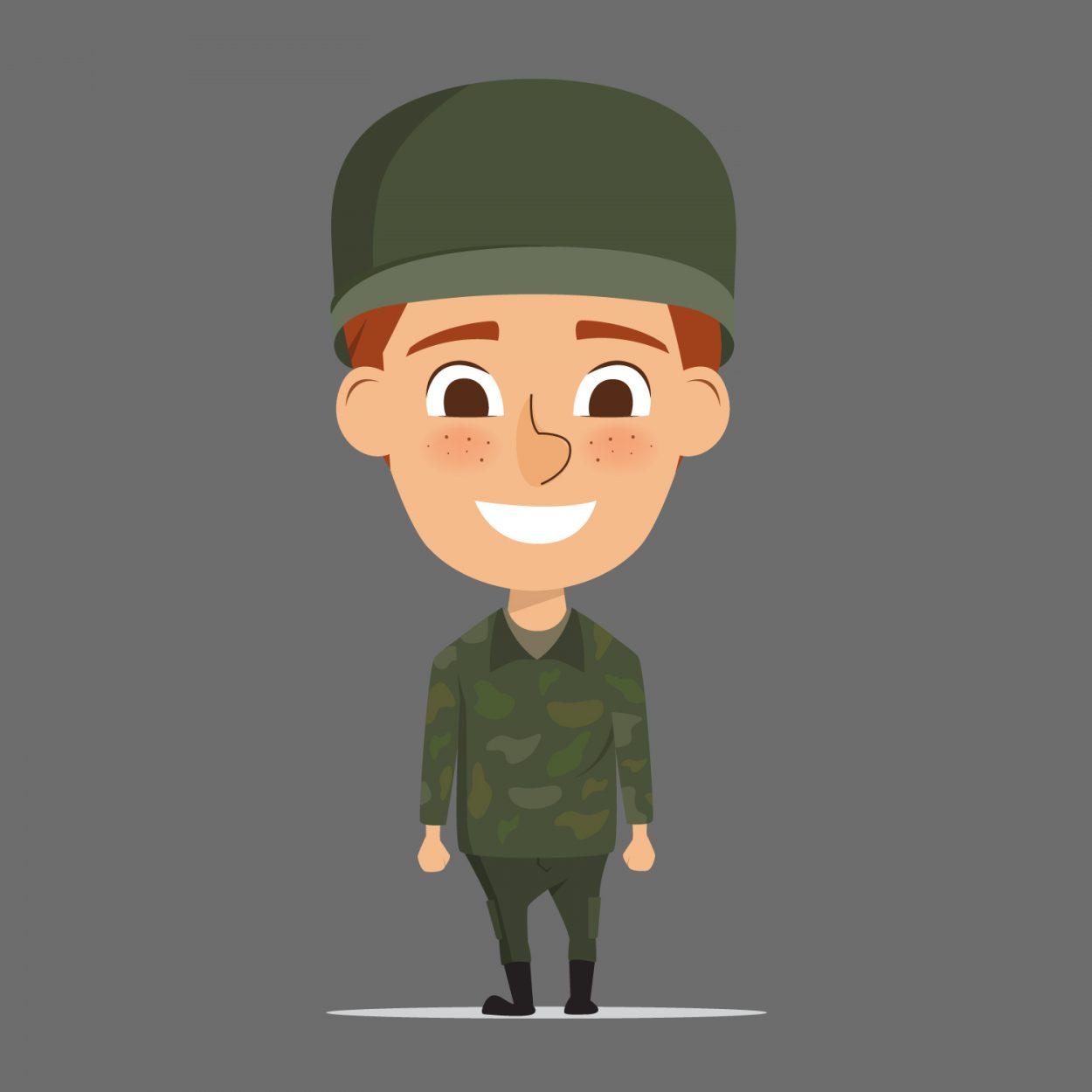 Чудный анекдот про слишком болтливого солдата
