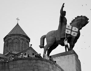 Литва узаконила «нерусское» название Грузии