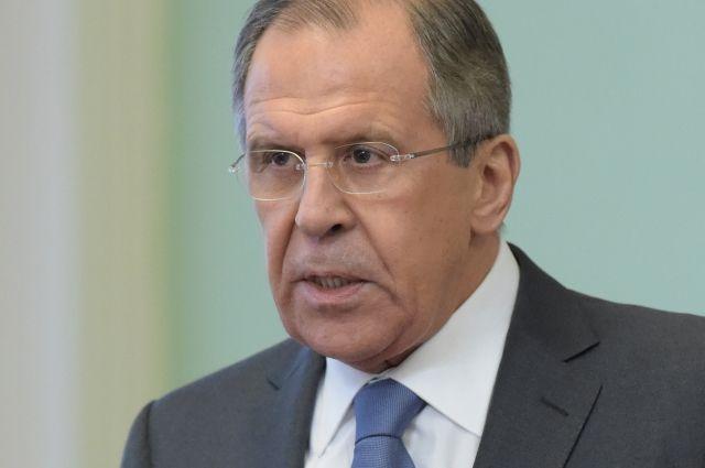 Лавров: удар по Сирии дает Р…