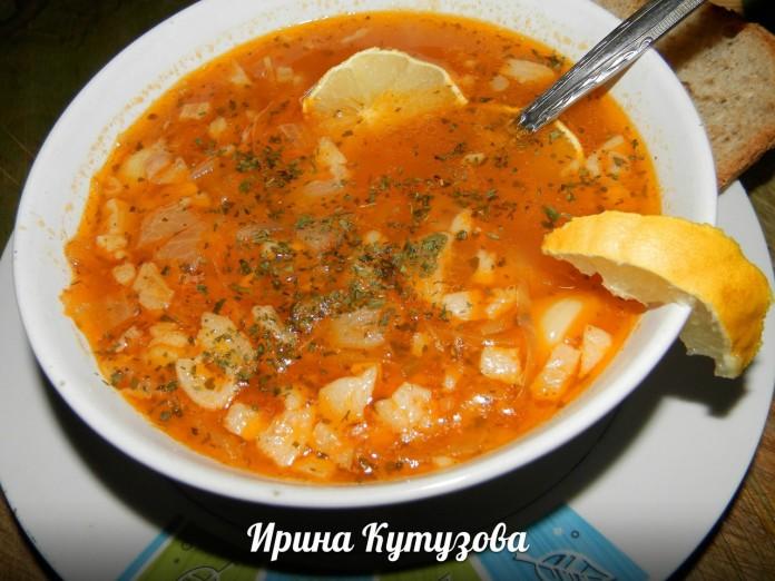 Сытный и аппетитный суп «Доб…