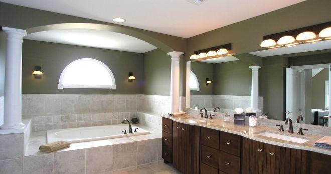 Светильники для ванной - все тонкости подбора современных осветительных приборов