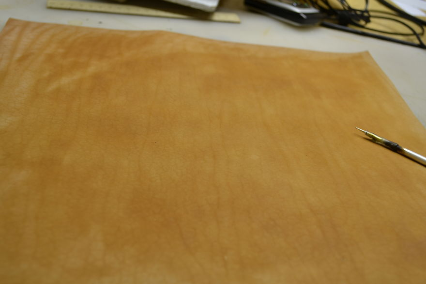 Сделать рисунок на портфеле