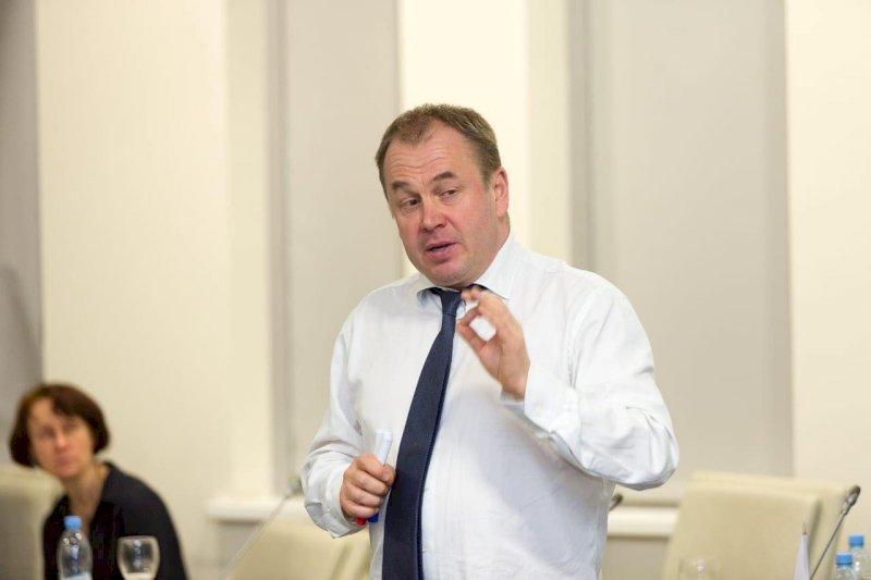 Президент РАСО Станислав Наумов: «Губернаторство? Был у меня разговор...»