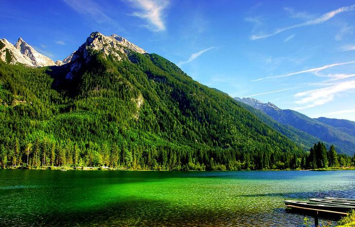 Озеро Хинтерзее
