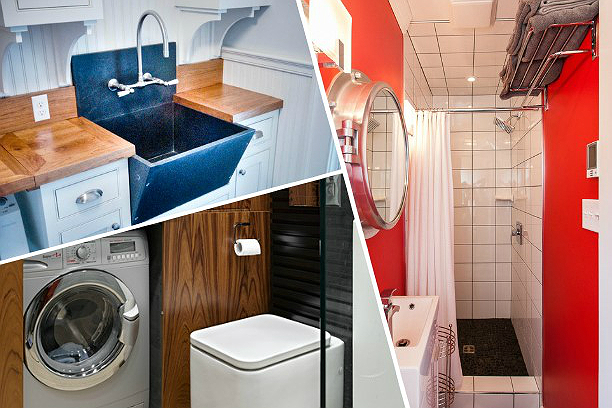 Небольшая ванная: 18 самых уютных примеров в реальных квартирах