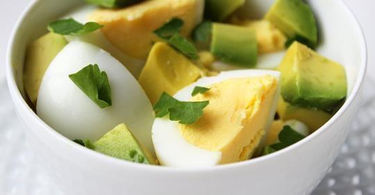 16 рецептов завтрака для похудения