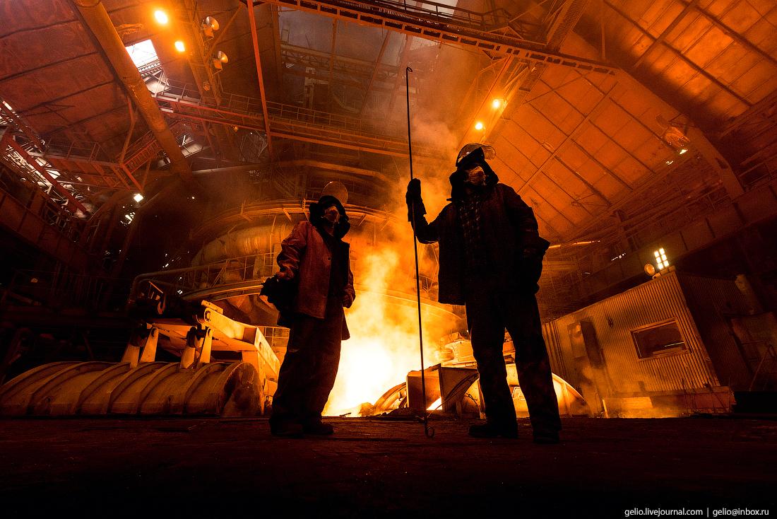 Магнитогорский металлургический комбинат - от железной руды до стального проката