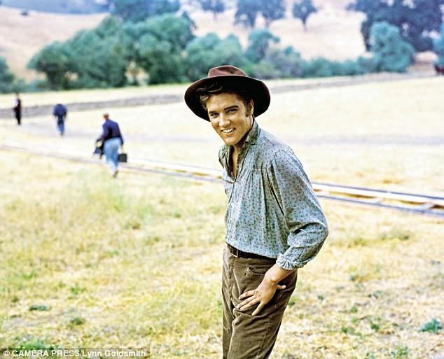 Молодой ковбой архив, знаменитости, интересно, история, редкие снимки, фото, фотоальбом, элвис пресли