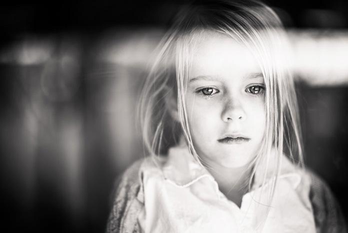 О чем плачут дети