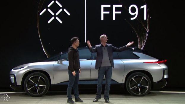 Кошмар Илона Маска. Все, что нужно знать о скандальном электромобиле Faraday Future FF91