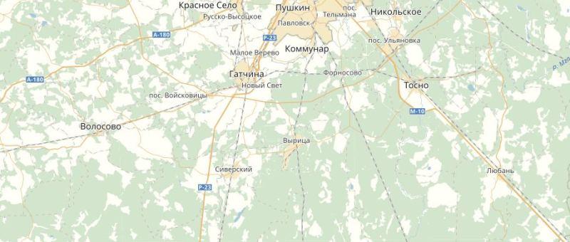 Под Санкт-Петербургом появит…