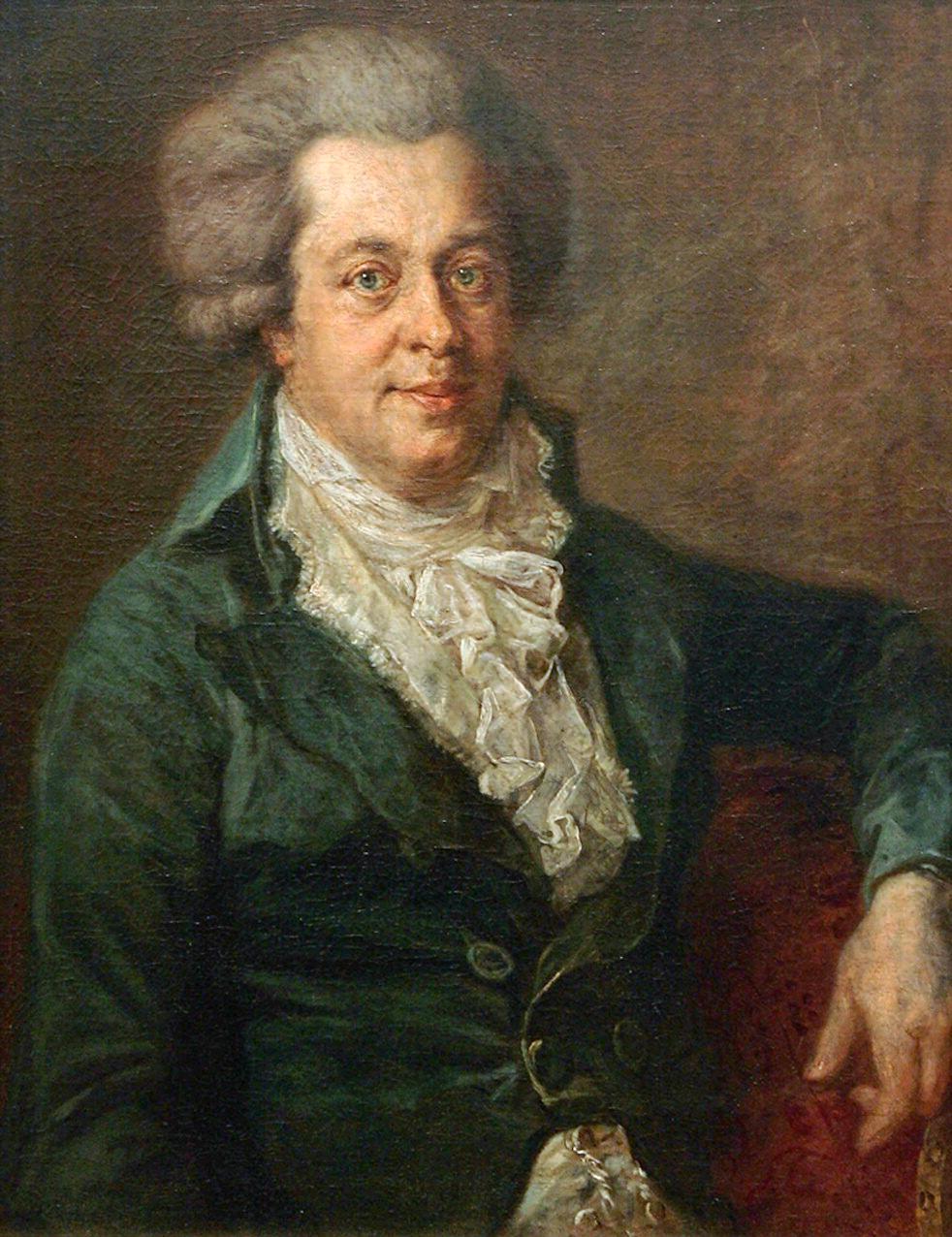 Как Моцарт чуть не стал росс…