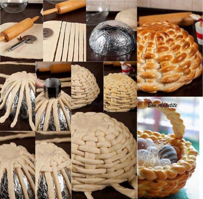 17 хитростей, как из простой выпечки сделать настоящий шедевр
