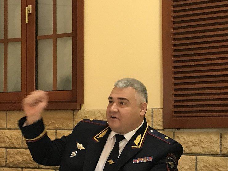 Генерал Михаил Черников: зап…