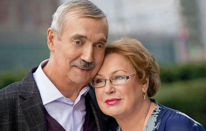 Евгений и Галина Киндиновы — что помогло актёрам преодолеть все испытания и сохранить семью