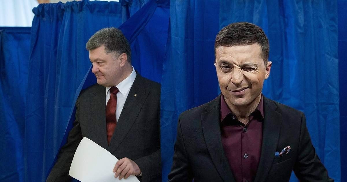 В Киеве рассказали, как Зеленский унизил Порошенко