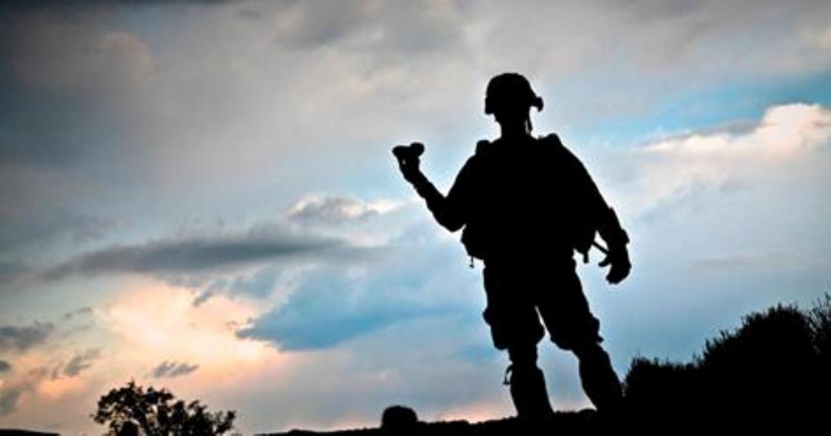 Сосед, служивший в Афгане, рассказал историю, в которую не могу поверить