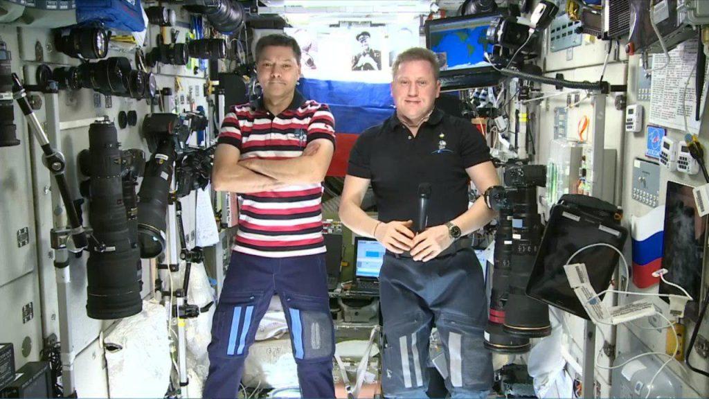Российские космонавты первыми в мире провели уникальный эксперимент