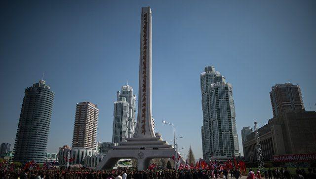 В КНДР отключили свет из-за подготовки к войне