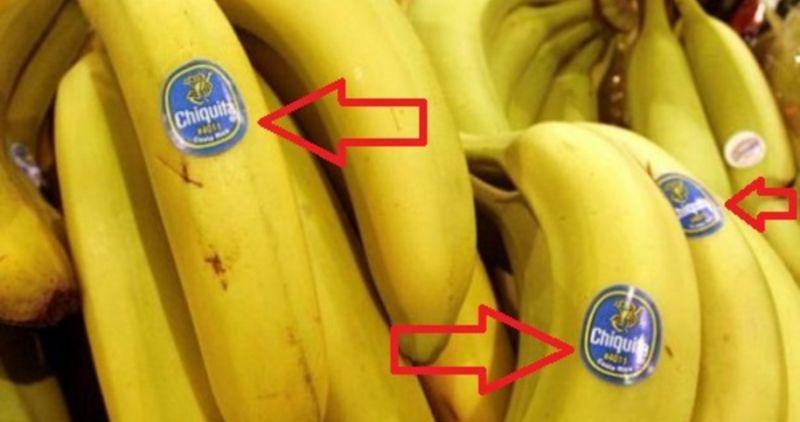 Что означают цифры на фруктах?