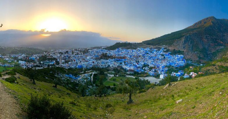 Синий город: гид по Шефшауэну