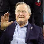 Джорджа Буша подкосила та же…