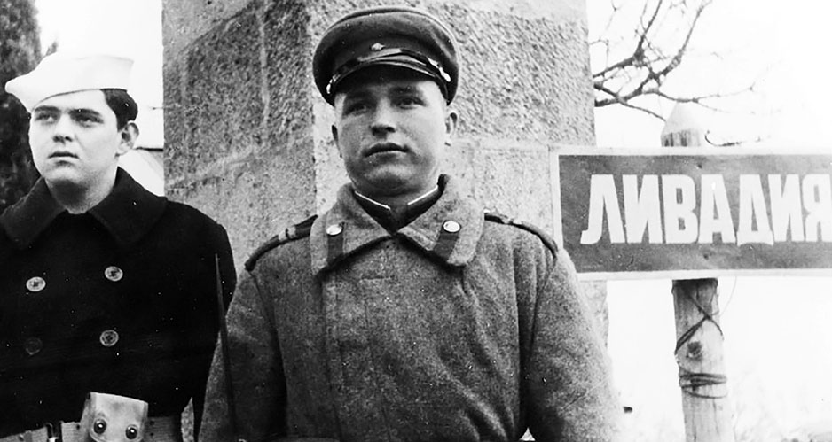Ялтинский бильярд, сталинска…