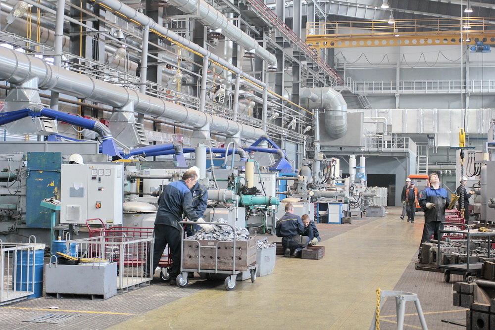 СЭГЗ потратит более полумиллиарда рублей на техперевооружение
