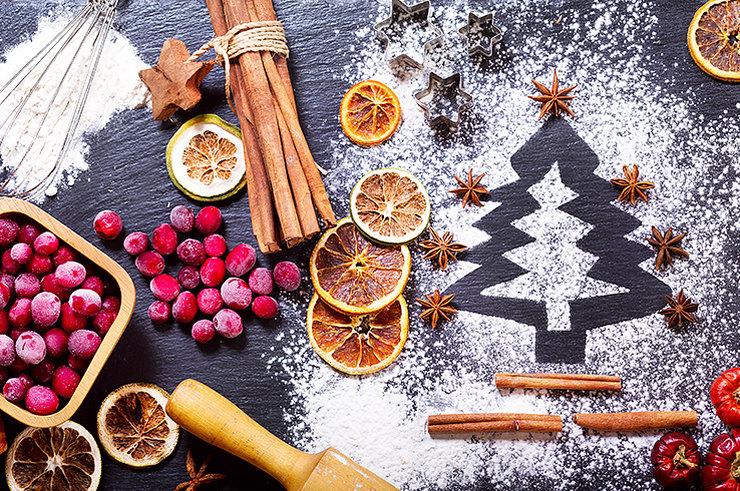Советы по подготовке новогоднего стола