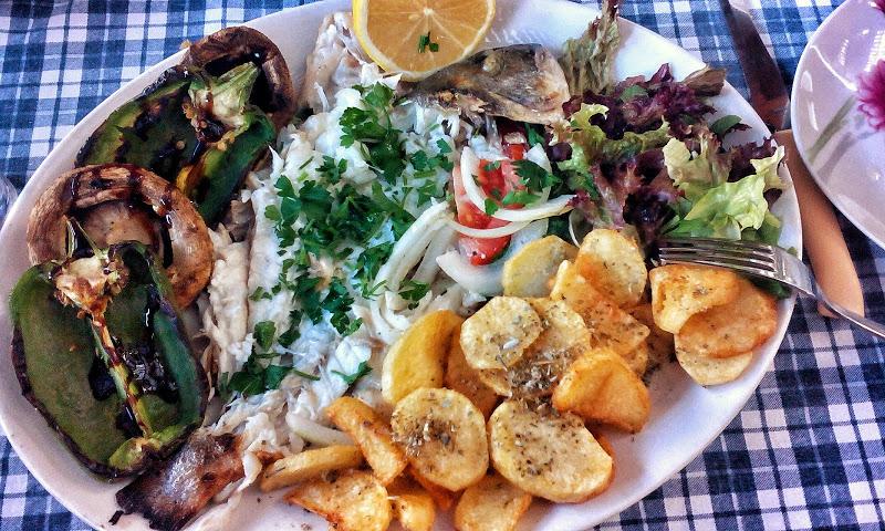 Краткое руководство для туристов по общепиту на Кипре