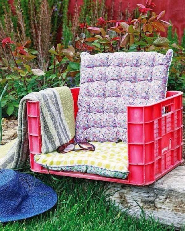 Быстрое изготовление садовой мебели