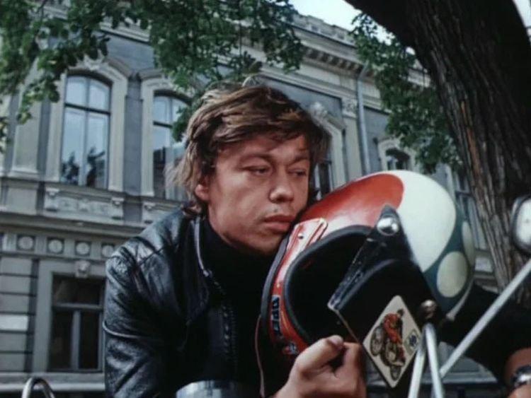 """Мотоцикл """"Ява"""" бандита Урри …"""