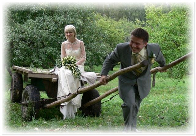 """Забавные случаи на свадьбе.  """"Боже ж ты мой!…"""""""