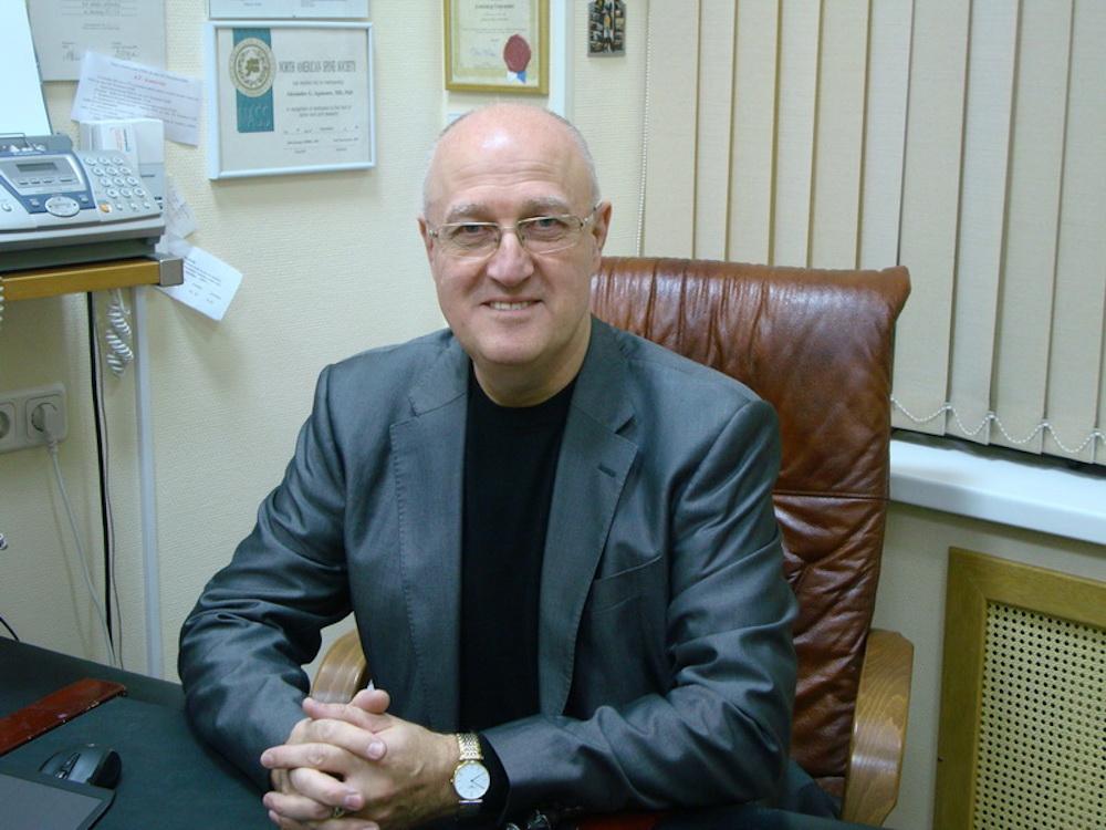 Александр Георгиевич Аганесов