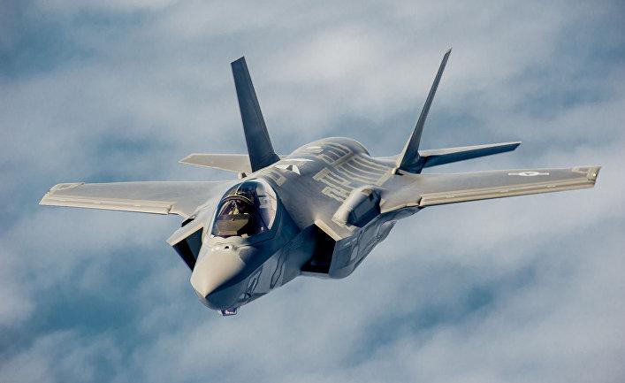 ВВС США готовят свой F-35 к подавлению российской и китайской ПВО