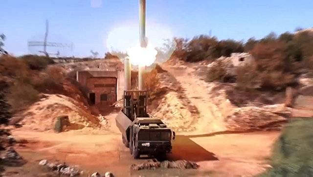 Почему сирийская армия не применила «Бастион П»?