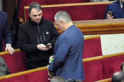 В Раду принесли водку «Московскую» с акцизом ДНР