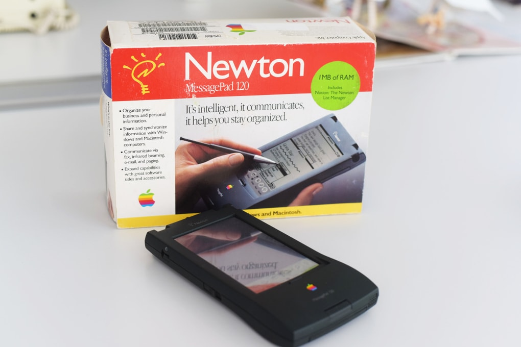 Apple Newton Messagepad-Museum of Failure