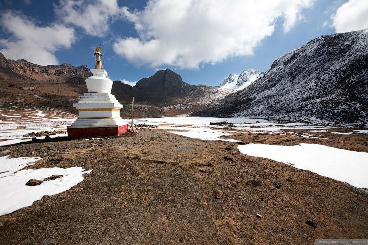 Кольцо Аннапурны или Гималаи глазами дилетанта. Невероятная красота России в потрясающих марсианских пейзажах