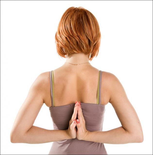 Очень простые упражнения для спины