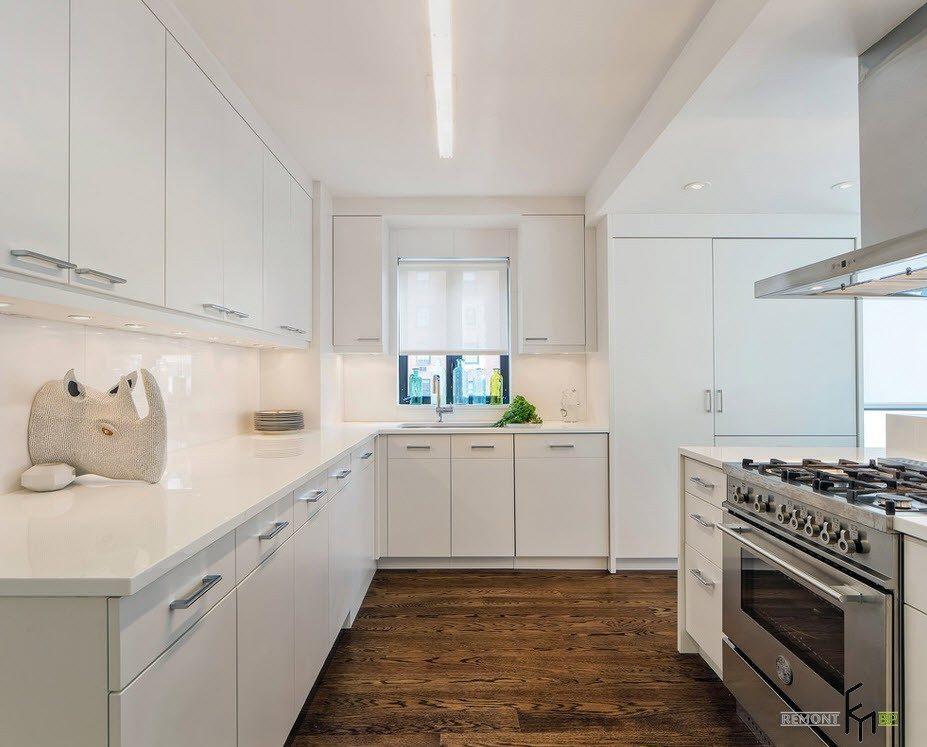 Классика для угловой кухни