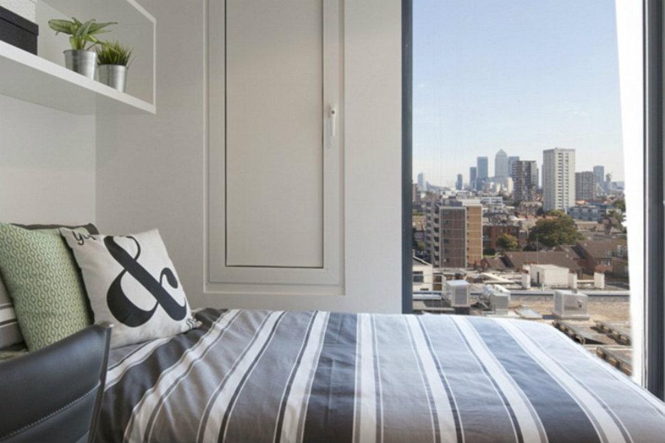 Общага класса люкс: лондонские студенты недовольны комнатами за 2200 долларов в месяц