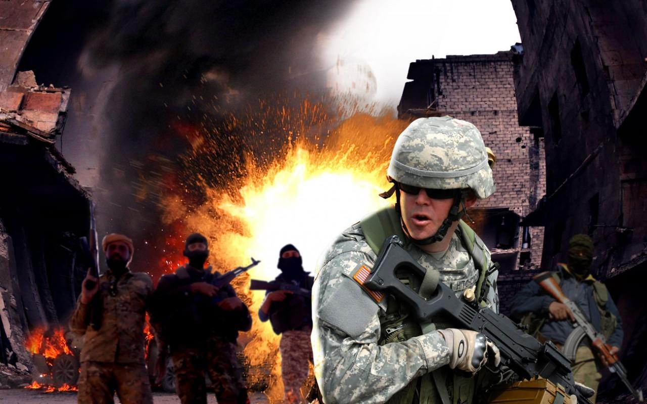 БЛИЖНИЙ БОЙ. ПОЧЕМУ АРМИЯ НАТО НЕЭФФЕКТИВНА В ГОРОДСКИХ СРАЖЕНИЯХ?