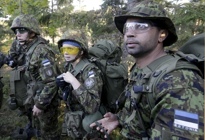 Эстонцы не зря боятся превентивного удара со стороны РФ