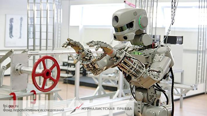 Робот «Федор» рассказал об «угрозах» российского космонавта на МКС