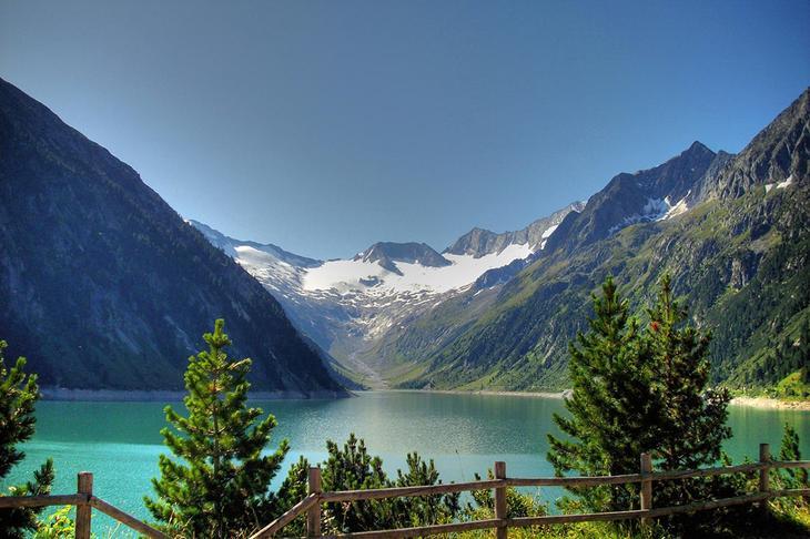 Озеро Шлегайс