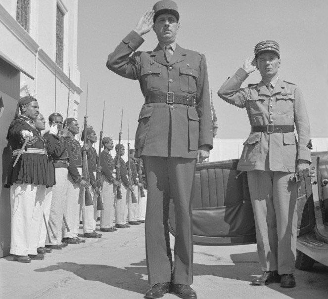 Как генерал де Голль боролся с НАТО